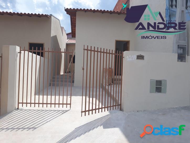 Casa, 2 dormitórios, 59,83m², no Jardim Shangrilá, Piraju/SP.