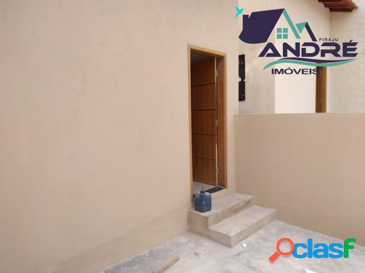 Casa, 2 dormitórios, 59,83m², no Jardim Shangrilá, Piraju/SP. 1