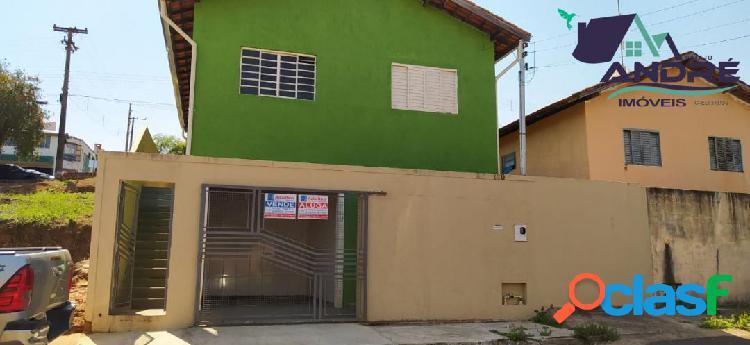Casa, 2 dormitórios, vila paraíso, piraju/sp.
