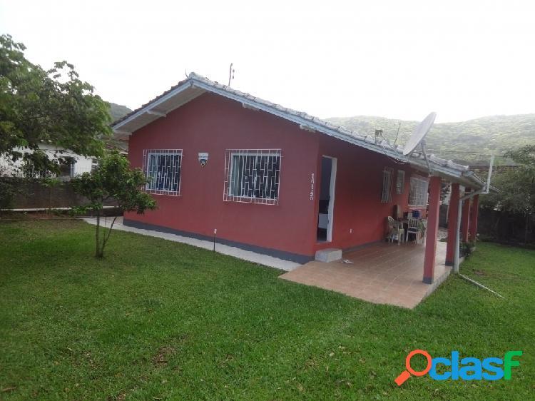 Casa com 3 dormitórios, 140 m²- praia do ribeirão da ilha sc