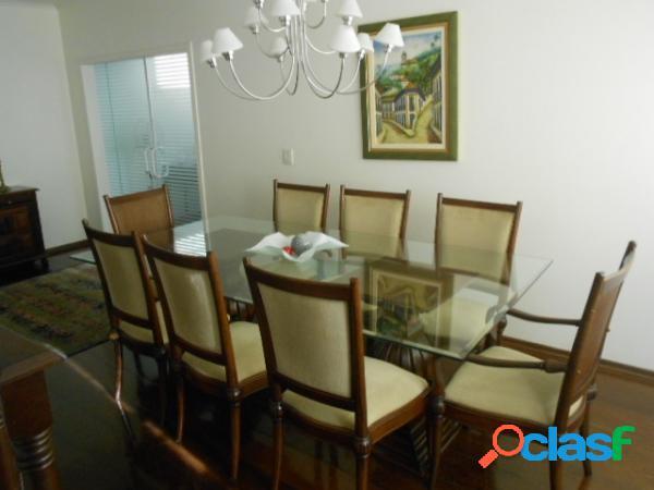 Casa sobreposta alta 3 dormitórios - 3 suites- 3 vagas- embaré