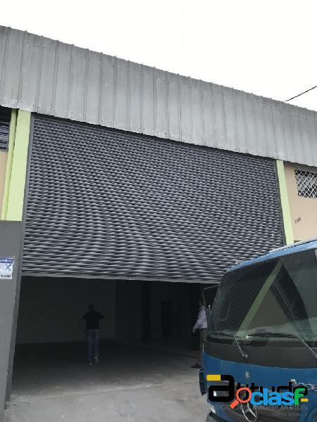 Galpão para locação de 450 m² em barueri - sp