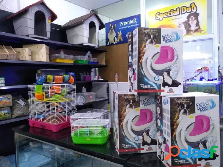 Pet shop e clinica veterinária em santo andré