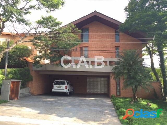 Casa no residencial alphaville 09- 4 quartos