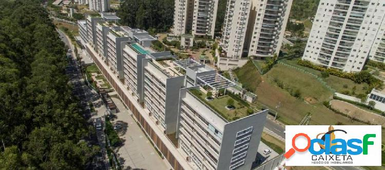 Flat, loft, studio, apartamento a venda condomínio trix em alphaville