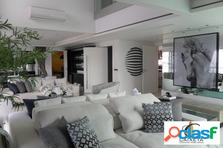 Apartamento a venda em alphaville edificio splendore
