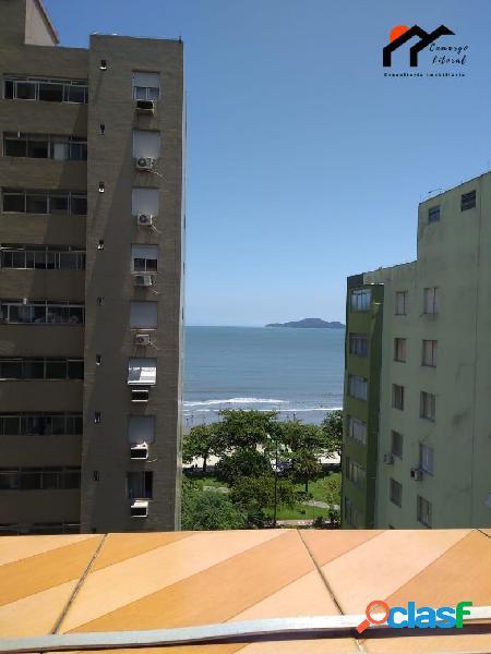Apartamento vista mar - santos- sp