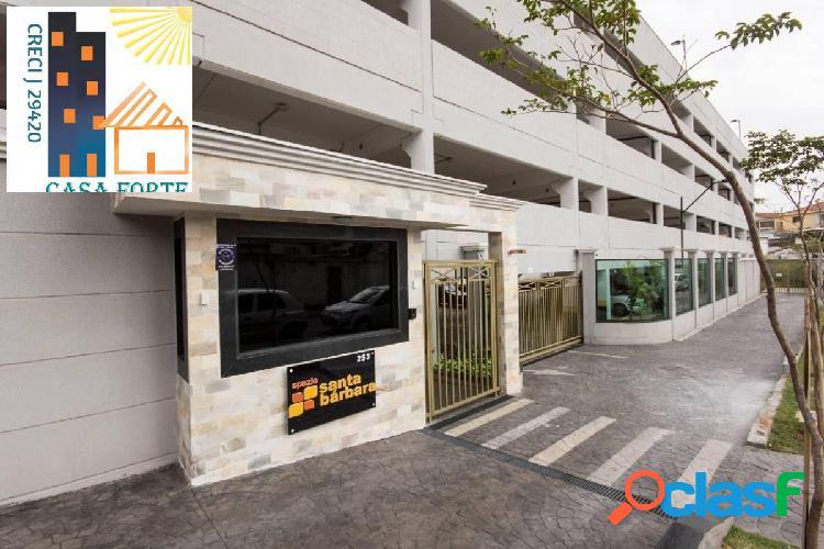 Apartamento com excelente localização - vila augusta - guarulhos/sp!!!