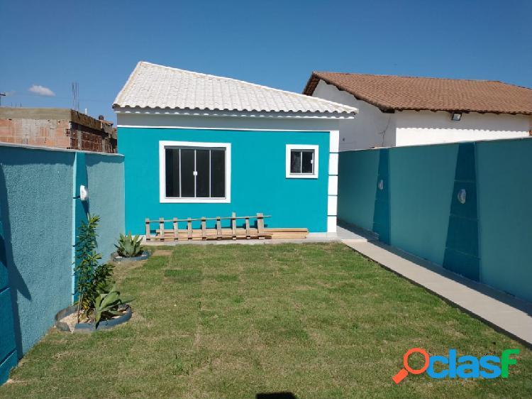 Compre na planta - linda casa de 03 quartos com 01 suíte em itaipuaçu *