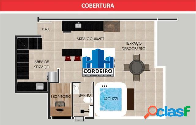 Cobertura Duplex em Obra em Santo André 1