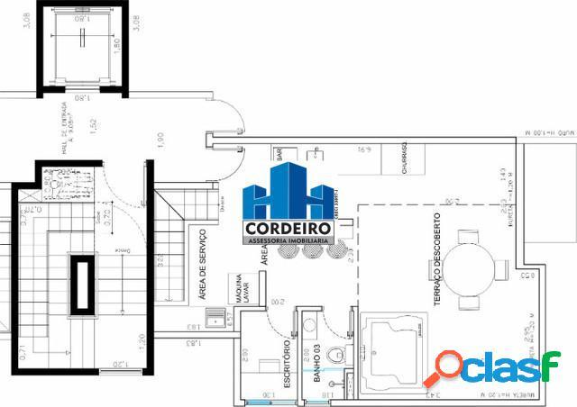 Cobertura Duplex em Obra em Santo André 3