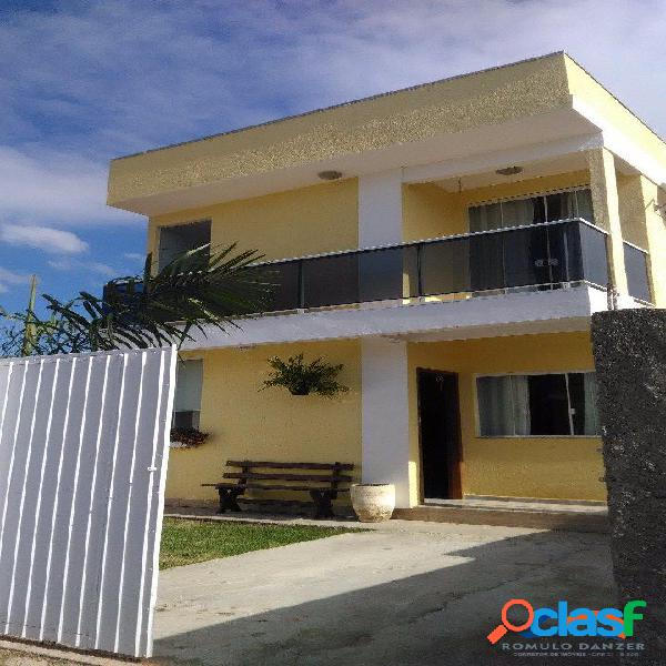 Sobrado a venda c/ 3 dormitórios. Excelente localização Florianópolis Rio Vermelho Norte da Ilha praia do Moçambique. 3
