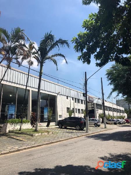 Parque novo mundo - galpão - área operacional 3.025m² - terreno7.562 m² de