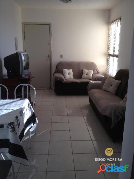 Apartamento à venda em terra preta com 2 dormitórios