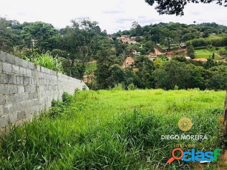 Terreno à venda em atibaia com 1.286 m²