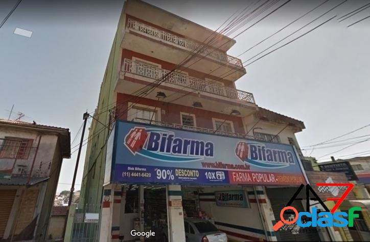 Vende-se prédio residencial e comercial na vila nogueira em diadema