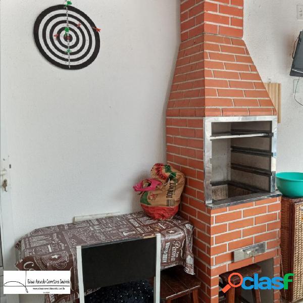 Apto. cobertura sem condomínio - 76m² - jd. las vegas - santo andré - sp.