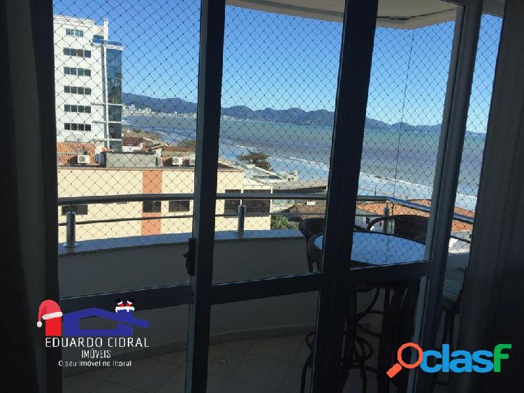 Apartamento frente mar com 3 dormitórios em Porto Belo no Perequê 2