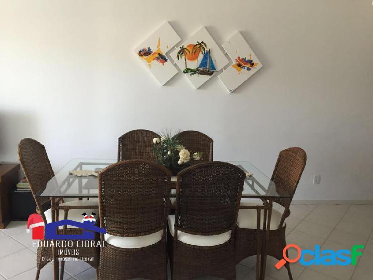 Apartamento frente mar com 3 dormitórios em Porto Belo no Perequê 3