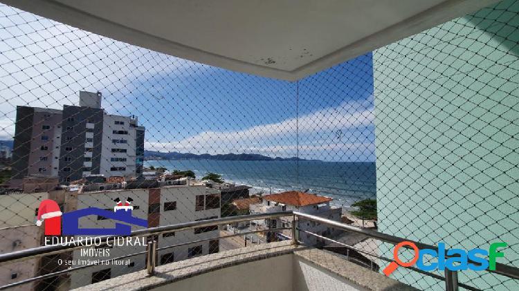 Apartamento frente mar com 3 dormitórios em Porto Belo para temporada 2