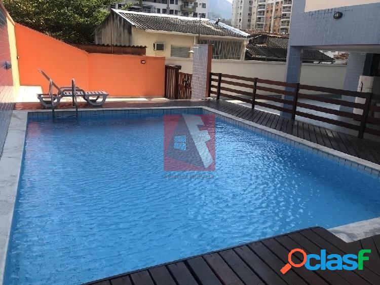 Apartamento a venda tijuca-rj varandão, 3 quartos, suite e vaga