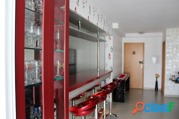 Apartamento na vila andrade, 3 quartos, sendo 2 suites,1 vaga, 95m.