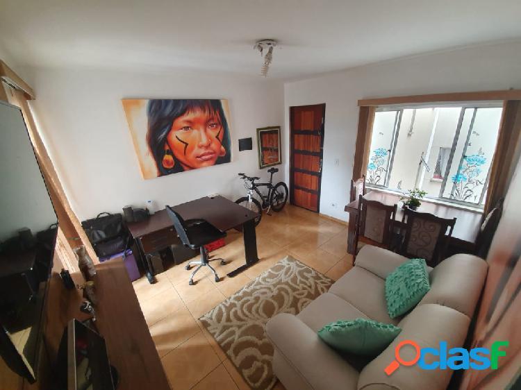 Apartamento em santo amaro,2 dorm, 1banheiro,2 vagas corberta. 55mts
