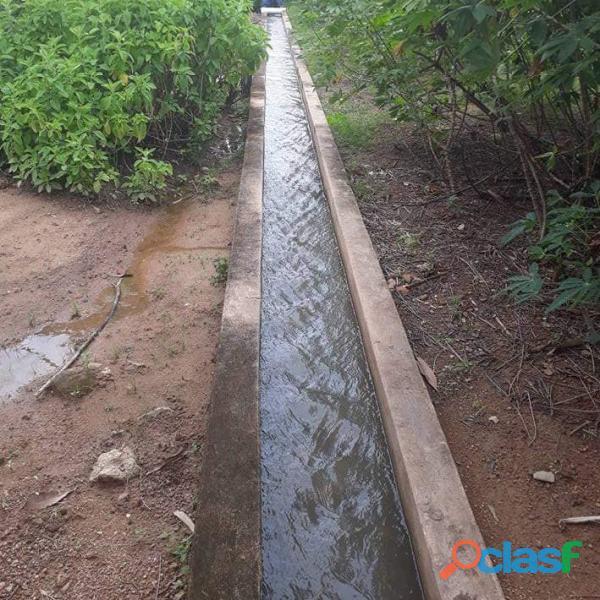 210 Alqs Dupla Aptidão Ótima em Água Logística e Terra Bom Jardim GO 1