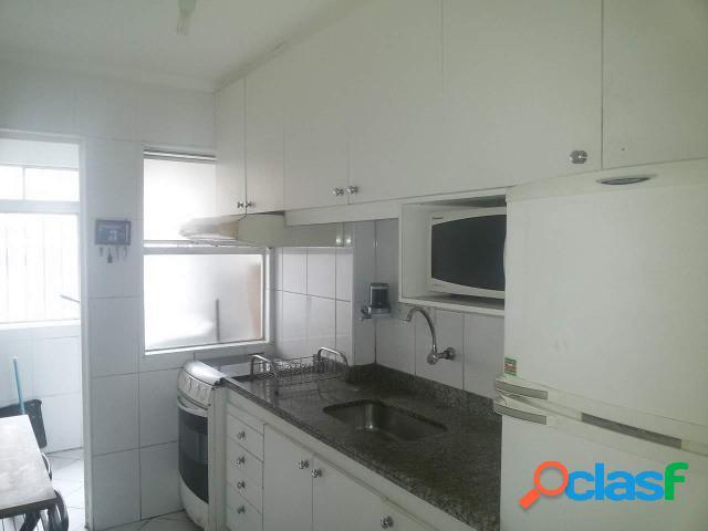 Apartamento campo limpo, 2 quartos, 1 vaga, 54m.