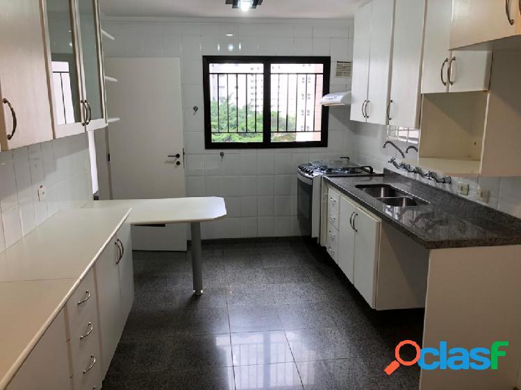 Apartamento vila nova conceição, 3 quartos sendo 3 suites, 3 vagas, 130m.