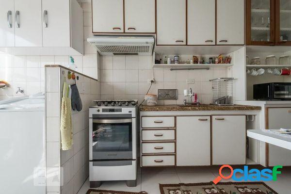 Apartamento berrini, 3 quartos, 1 vaga, 85m.