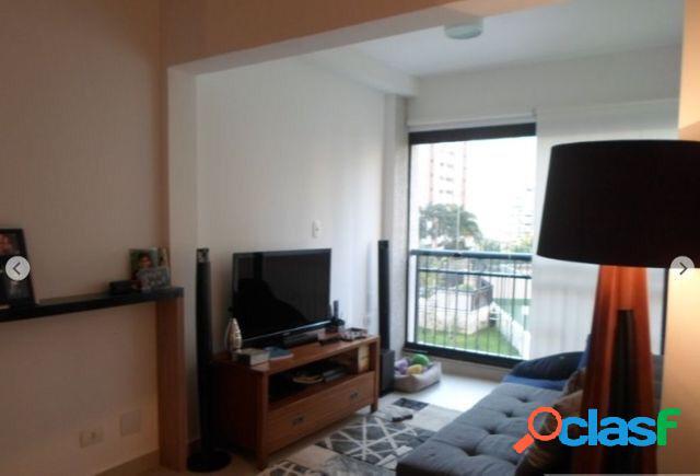 Apartamento morumbi, 2 quartos, 1 vaga, 58m.