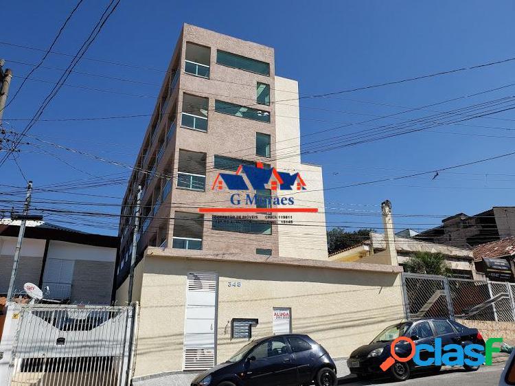 Apartamento com 2 quartos novo 43 m² a 350 m do metrô artur alvim