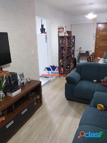 Lindo apartamento artur alvim, 2 dormitórios, 1 vaga, 56m²