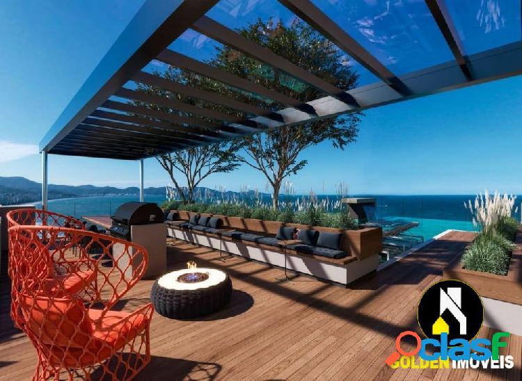 Élevé residence a poucos metros do mar 2 ou 3 suites - porto belo -sc