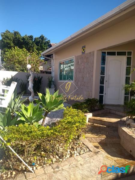 Casa semi mobiliada localizada bairro jardim atlântico - florianópolis- sc
