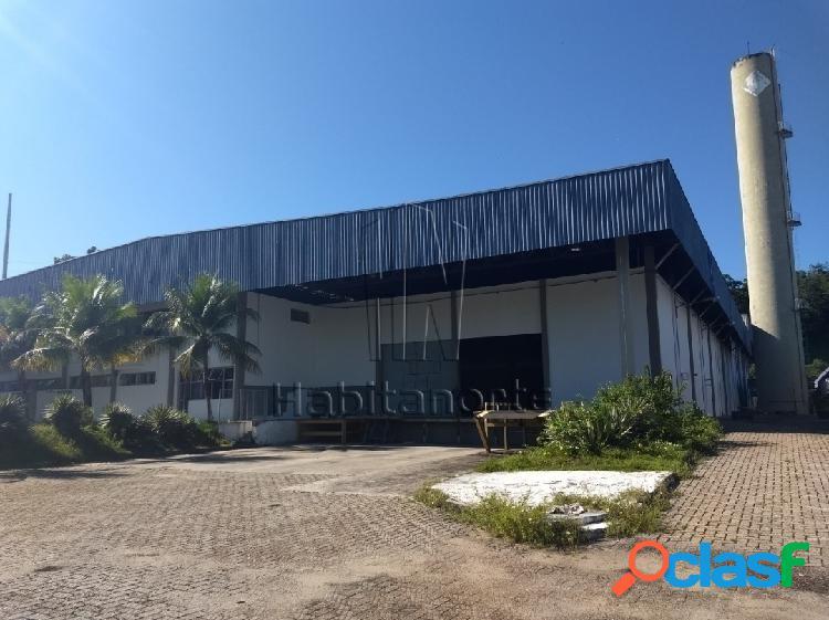 Galpão 5.414,45m2, distrito industrial i, venda ou aluguel galpão manaus