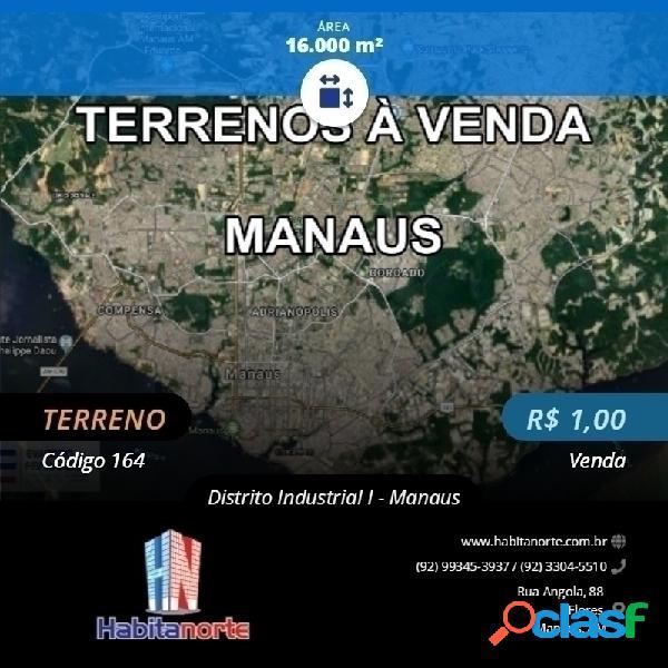 Distrito industrial terreno 16.000m² + galpão 2.500m²