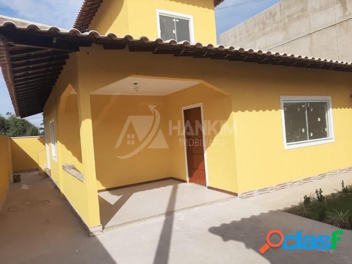 Casa com 3 dormitórios à venda, 162 m² por r$ 380.000 - são josé do imbassaí - maricá/rj