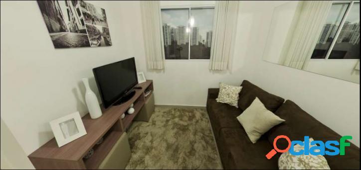 Apartamentos com 2 e 3 dormitórios - vila nova curuçá
