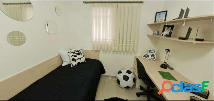 Apartamentos com 2 e 3 Dormitórios - Vila Nova Curuçá 2