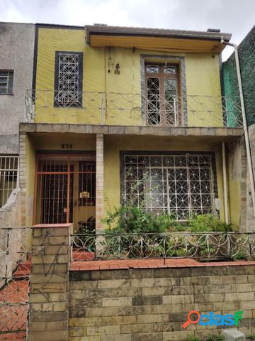 Casa em vila - 120 m² - 2 dorm. - cambuci