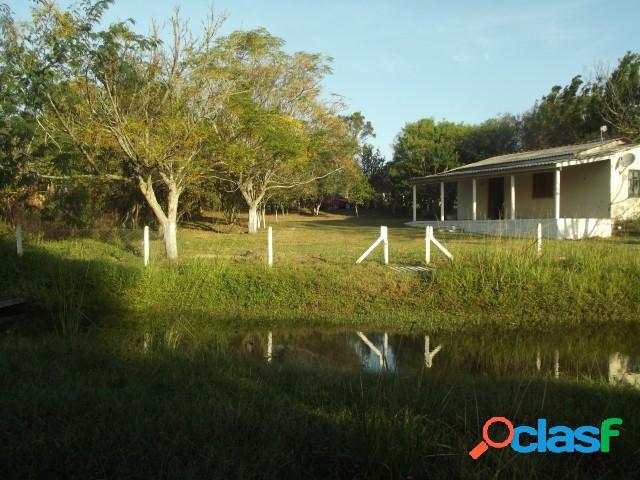Sitio residencial, açudes, em condomínio, morro grande/viamão
