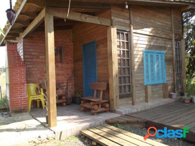 Sítio residencial em condomínio fechado, águas claras / viamão