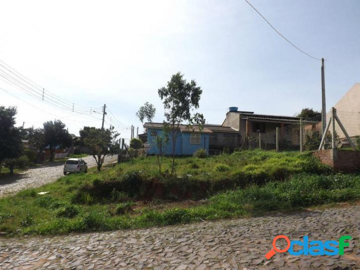 Terreno residencial à venda, lomba da palmeira, sapucaia do