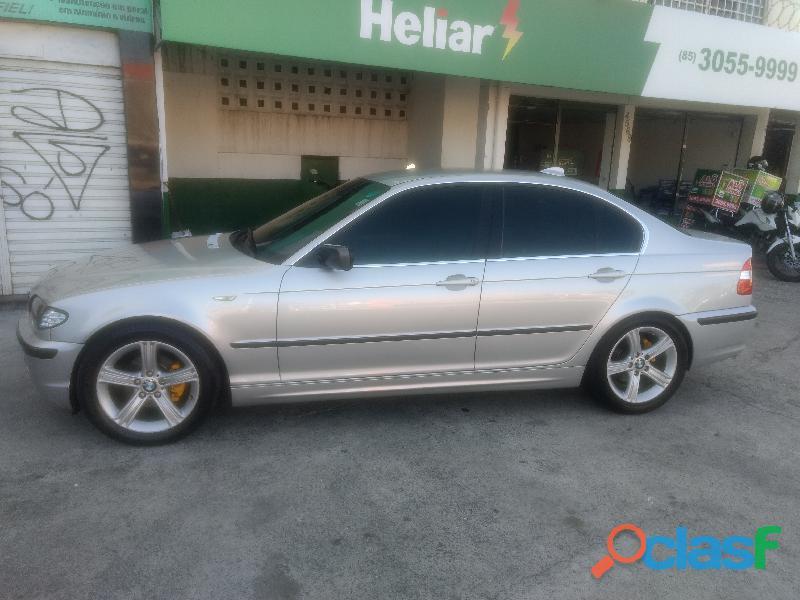 VENDO BMW 320i 6cc modelo 2005 40mil