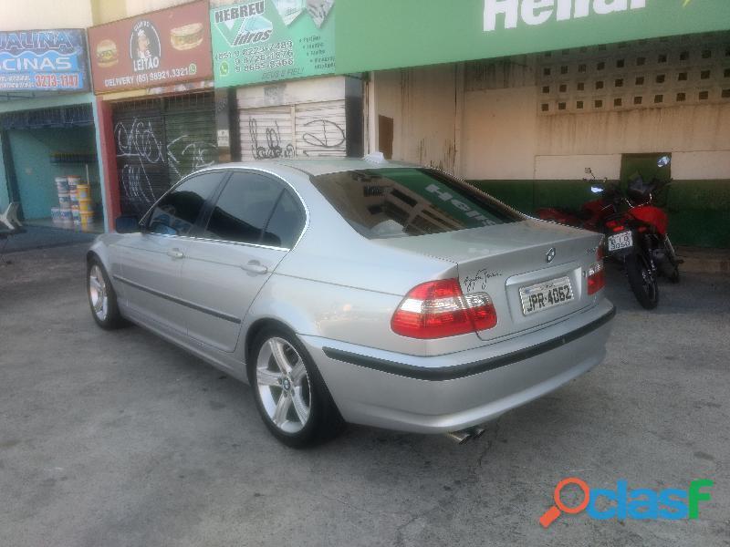 VENDO BMW 320i 6cc modelo 2005 40mil 1