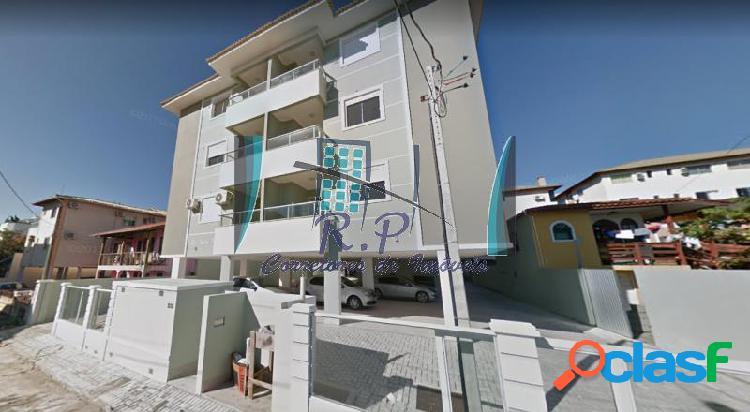 Apartamento com 2 dorms em florianópolis - ingleses do rio vermelho por 155 mil à venda