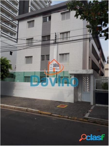 Apartamento com 2 dorms em Praia Grande - Canto do Forte por 215 mil à venda