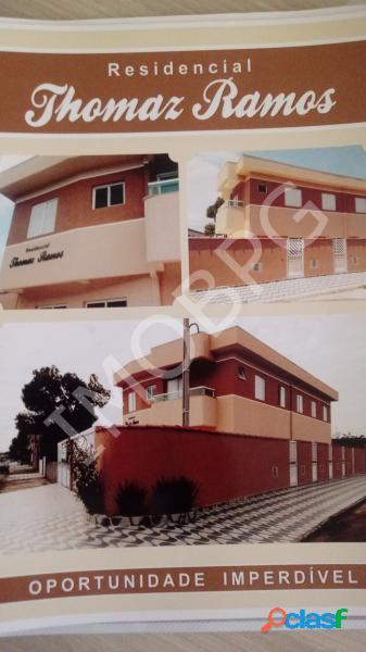 Thomaz ramos - casa em condomínio em praia grande - cidade da criança por 179.000,00 à venda